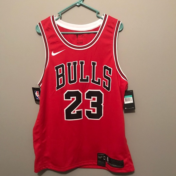 sale retailer da41f fcd0d Nike Michael Jordan Icon Swingman Jersey - XL 52 NWT